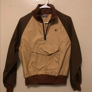 Vintage outdoor products size small brown jacket